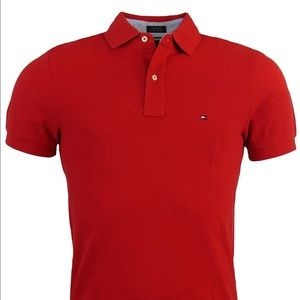 👔 Tommy Hilfiger Men's Custom Fit Polo Shirt